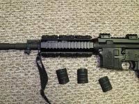 BushMaster OPTIC READY AR15