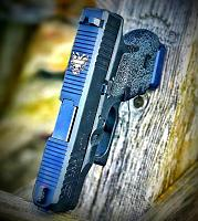 Glock26 with lasered albanian eagle cropped
