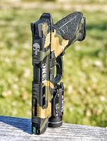 MandP pro custom camo guillotine cut and punisher 11 14 17